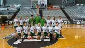 Los dos equipos cadetes del Baloncesto Criptana participaron en los campeonatos de España