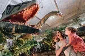 """Exposición itinerante """"Dinosaurs Tour"""" el próximo fin de semana en Puertollano"""