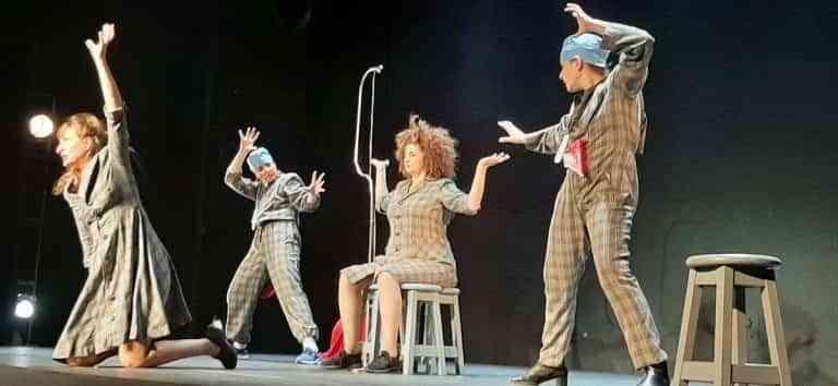 El X Festival de Teatro y Títeres de Torralba de Calatrava cautiva a público y actores