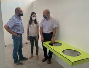 El Ayuntamiento de Piedrabuena acomete la reforma integral de todos los baños del CEIP Luis Vives
