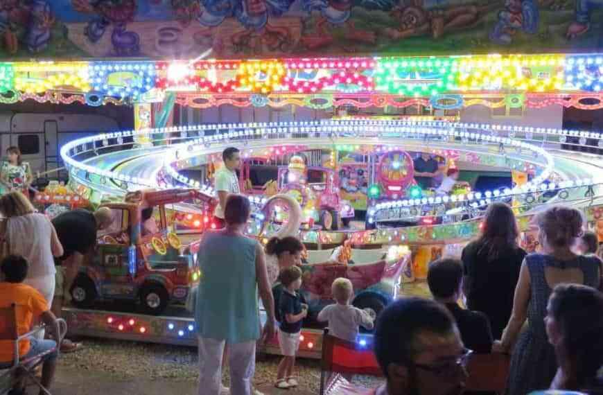 Ayuntamiento de Manzanares mantiene oferta de diálogo sobre las atracciones de feria