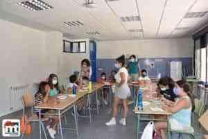"""""""Campus de Verano 2021″ en el colegio Clara Campoamor de Miguelturra"""