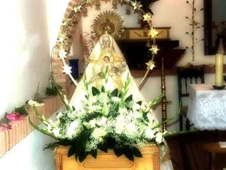 No se celebrarán las Fiestas de la Virgen Blanca de Peralvillo