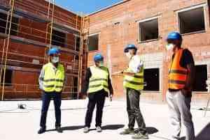 Nueva residencia de mayores de Geriátricos Calatrava SL en Puertollano creará una treintena de empleos