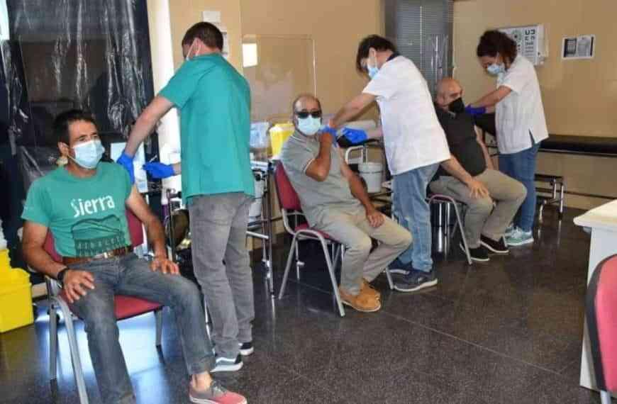 Mañana abre un período extraordinario de vacunación en el Centro de Salud de Miguelturra