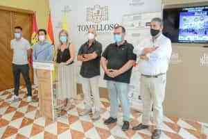 I Torneo de Fútbol Base 'Ciudad de Tomelloso' en categorías cadete sub 16 e infantil sub 14, los días 3,4 y 5 de septiembre
