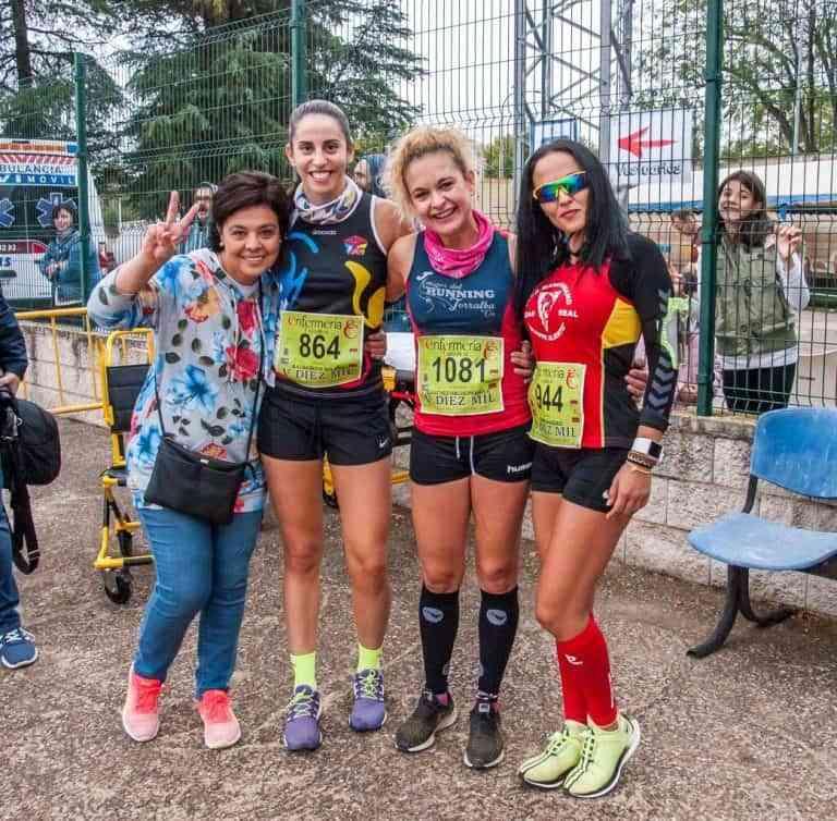 El Colegio de Enfermería de Ciudad Real anima a la participación de la 25 Quijote Maratón y el Primer 10 kilómetros de la Salud